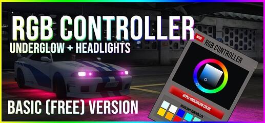 RGB Controller FREE Long