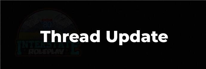 Thread Update