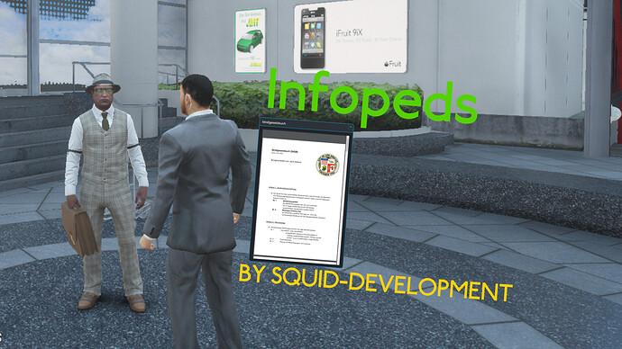Fivem İnfo PDF Script