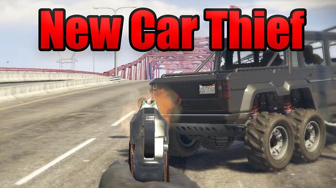 New Car Thief