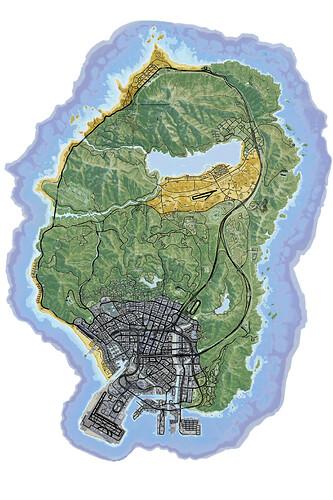 Full Postal Map