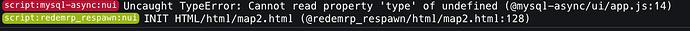 redm respawn error