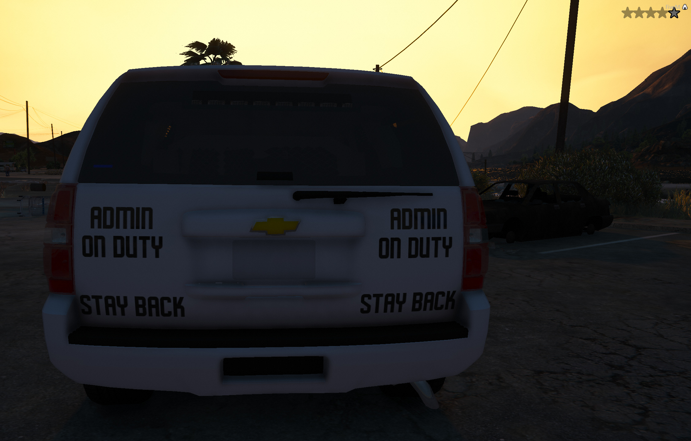 Admin Car Id Roblox Texture Release Admin Tahoe Texture Releases Cfx Re Community