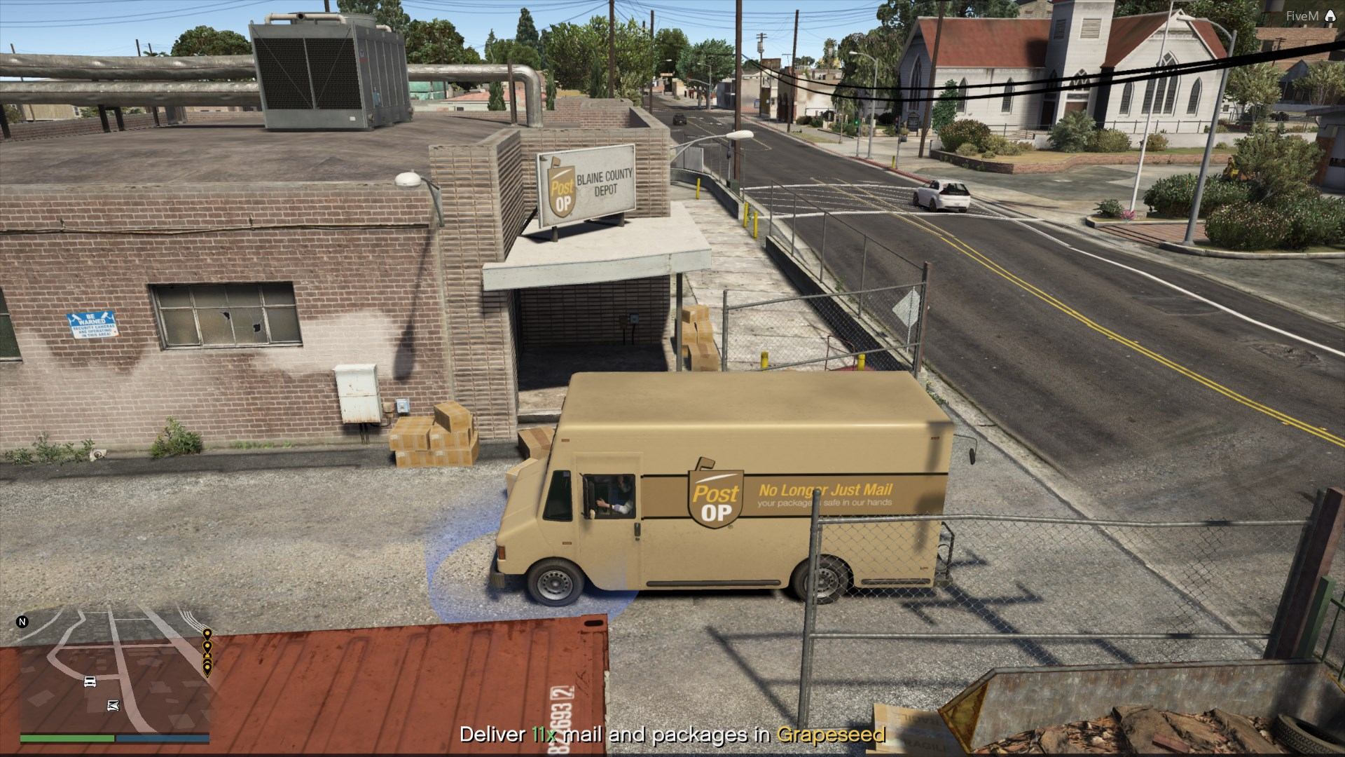 Maildelivery V1 0 2 Standalone Mail Delivery Job For Paleto Bay