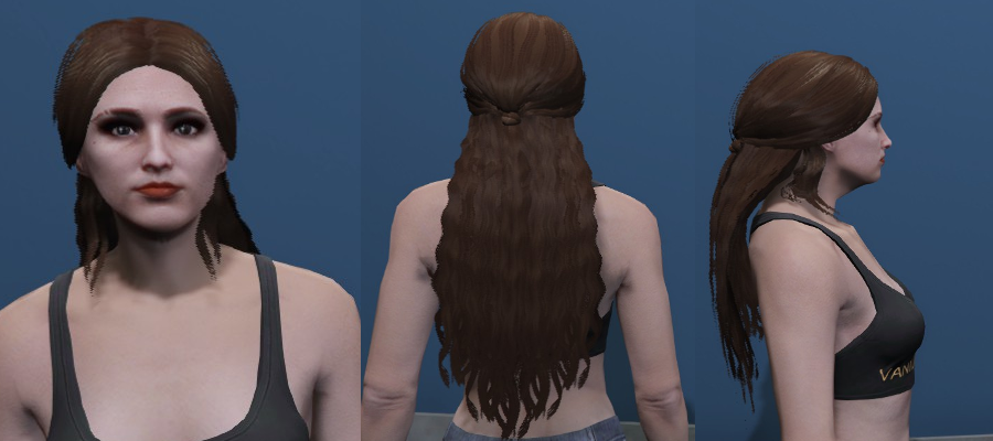 Release Assorted Female Mp Hairstyles Fivem Ready Releases Cfx Re Community