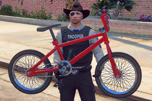 Pickup Bike