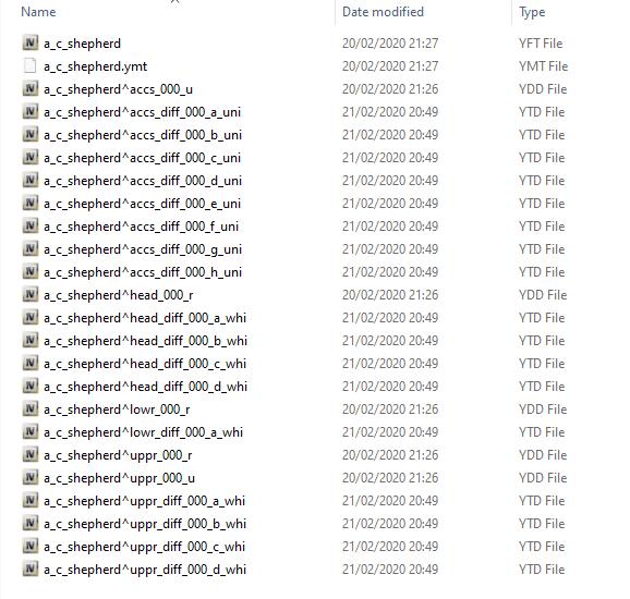 k9-ped-files