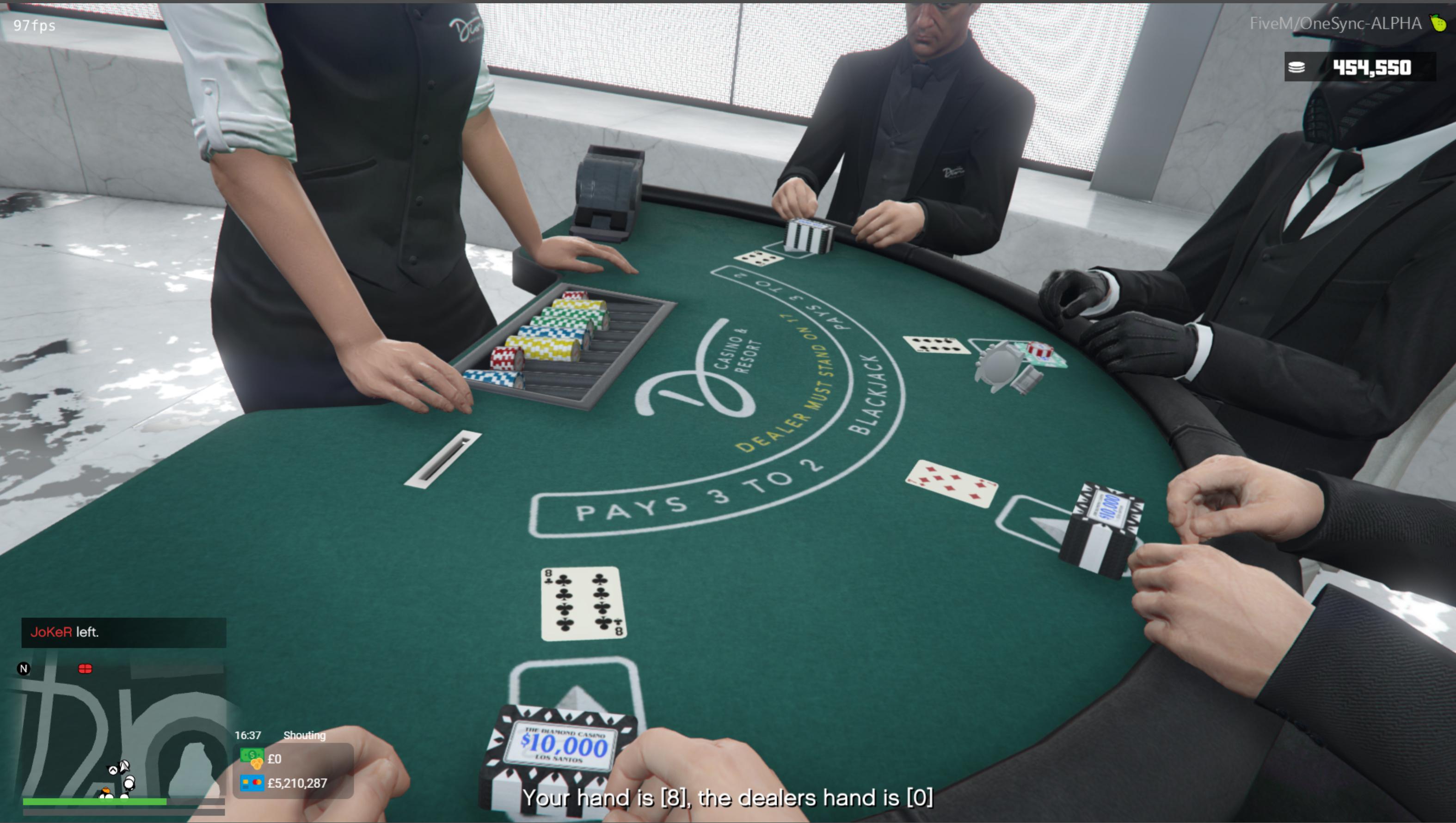 Release Diamond Casino Blackjack Releases Cfx Re Community