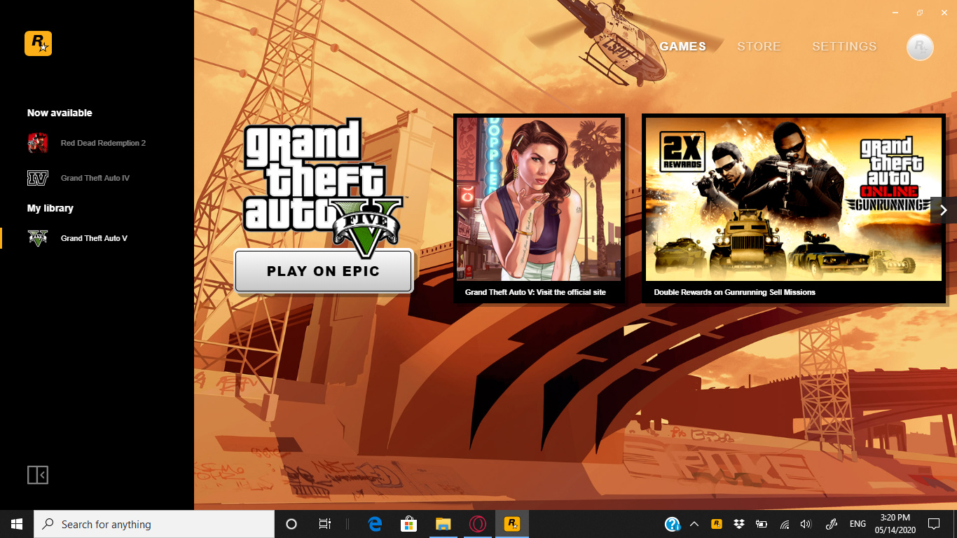Gta V On Epic Games Store Fivem Client Support Cfx Re Community